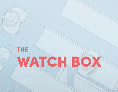 The Watch Box - ZIIIRO Shop Display