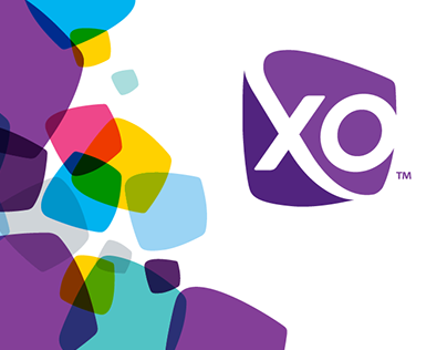 XO Communications Branding & Website