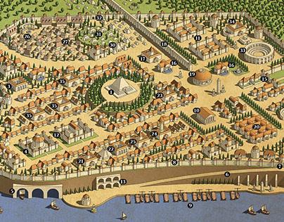 Son of Joxer's RPG Cartography Showcase