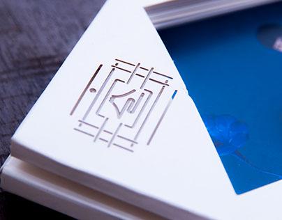 Album design of 《古倫美亞》陳建瑋