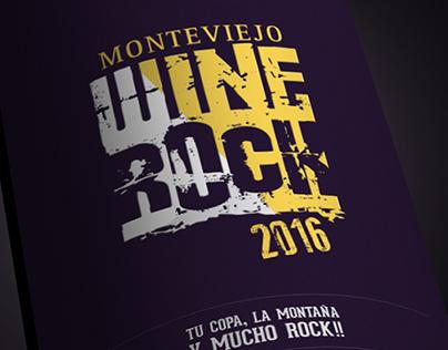 Wine Rock 2016 - Bodega Monteviejo
