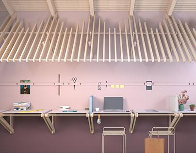 Office Interior Design, Berlin
