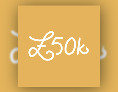 Run For Heroes • £50,000 raised • Motion Graphics