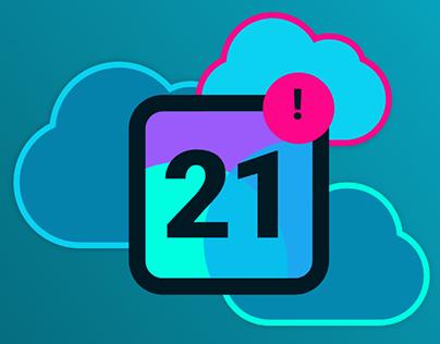 App-layout - UI-design