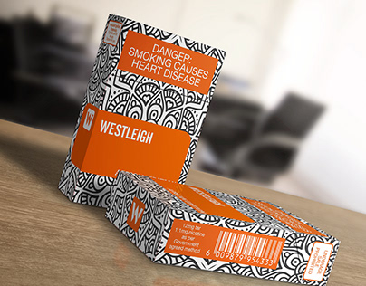 Cigarette Packaging Design