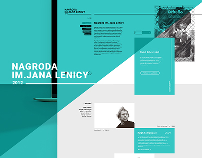 Jan Lenica Prize website