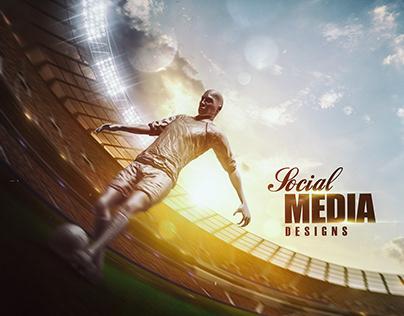 Social Media - Football