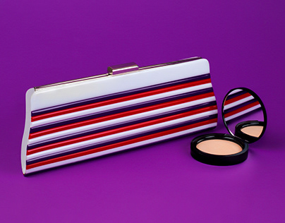 Studio photography of accessories.