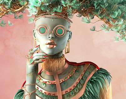 Fendi Muses