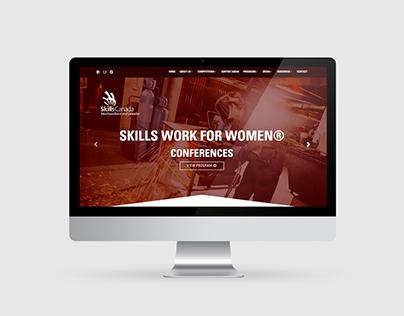 Skills Canada NL Website Redesign