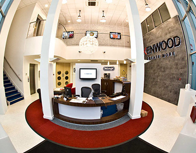 Kenwood HQ Reception