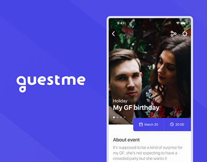 Guestme - App for Home Events and Parties
