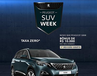 Peugeot SUV Week - Danton/Peugeot