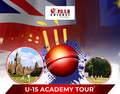 PUSH U-15 Academy Tour