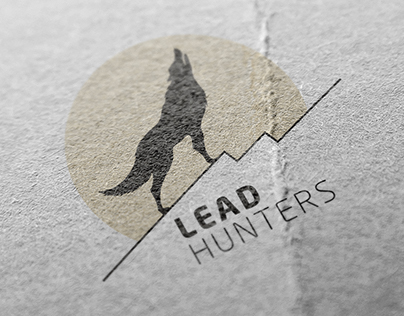 Lead Hunters Branding