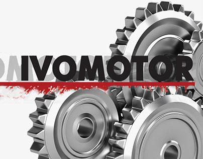 Projeto / Layout - Site Ivomotor