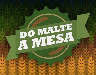 Infográfico - Do Malte a Mesa