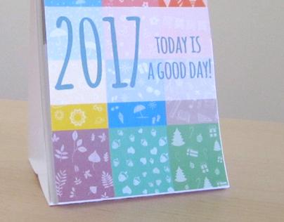 Calendar2017 - All days are good!