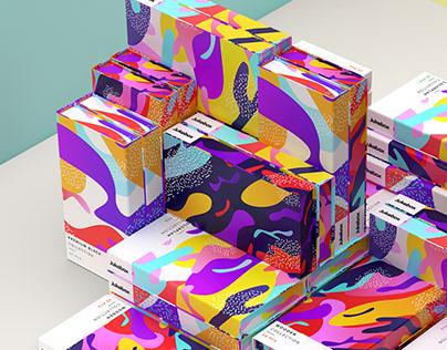 Jukebox Business Card Box Packaging