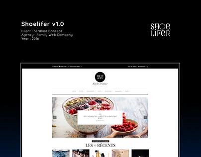 Shoelifer - Serafina Concept