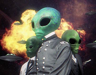 Obeses 'Invasió terrícola' (music video)
