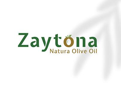 ZAYTONAOLIVE OIL I Branding