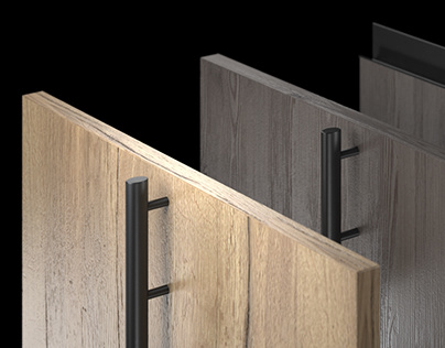 Regba Kitchens Doors