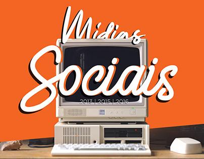 Mídias Sociais/Social Mídia