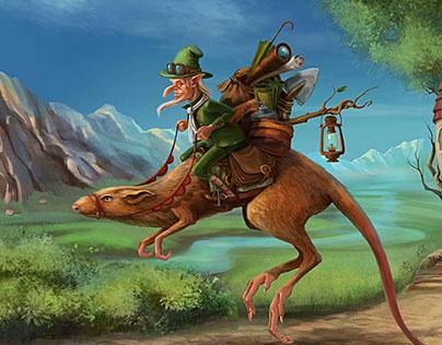 Dwarf-traveler