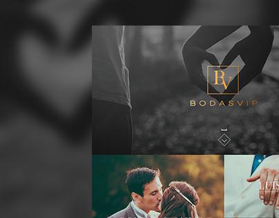 BODAS VIP | Sitio corporativo