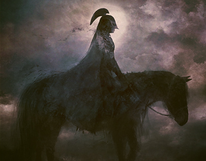 She who Brings the Night