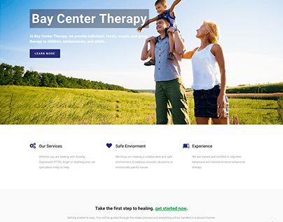 Bay Center Therapy