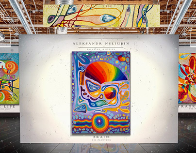 1. Presentation of artwork