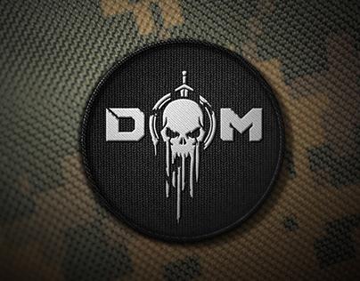 DOM Streamer Logo