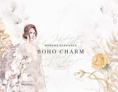 Boho Charm Graphics