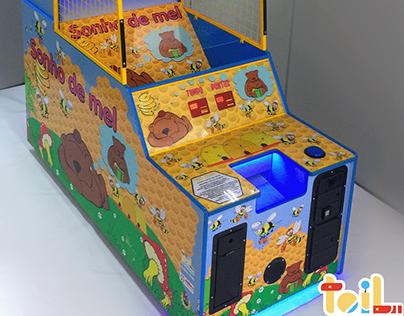 Reforma Arcade - Sonho de Mel