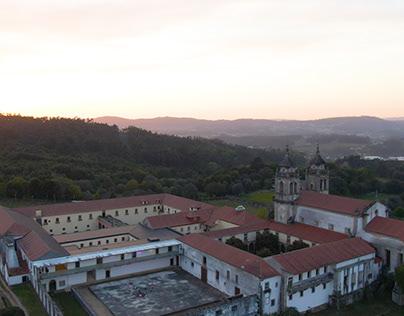 ICONIKUS visita Mosteiro de Tibães