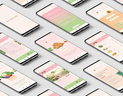 Diseño de App móvil - UX/UI