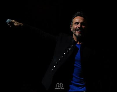 Concierto de Nek en Madrid (Teatro Nuevo Apolo, 2019)