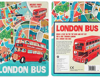 London Bus Modelbook