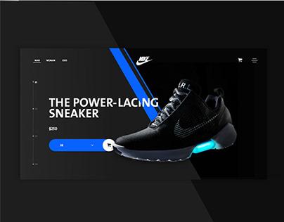 Nike e-com