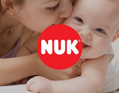 NUK - Dia das Crianças 2016 (Campanha Facebook)