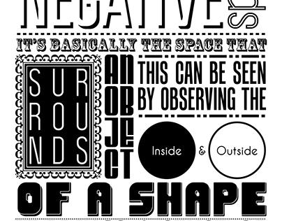Design Principles #1: Negative Space