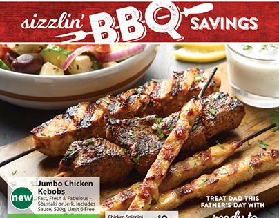 Kabob and Skewer Photo Spread