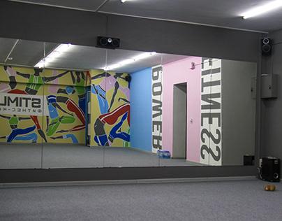 STIMUL . Wall art