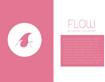 Brand Identity - Flow
