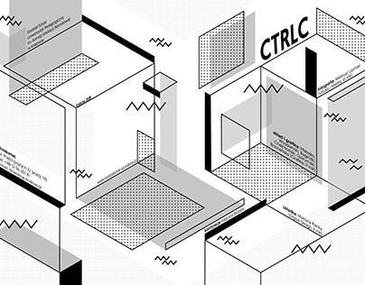 CTRLC/magazine design