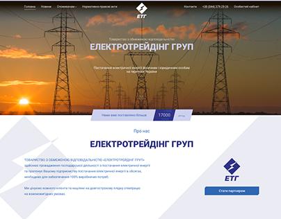 ETG web & corporate design