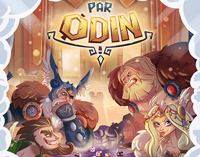 Par Odin! - Board game development