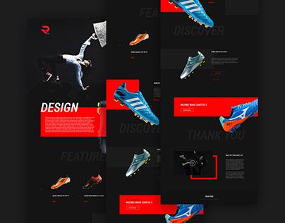 Reekters - Creative Concept